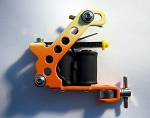 8 Coil Wrap Steel Shader or Liner Tattoo Machine