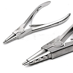 Body Piercing Steel Ring Opening Plier for small to large sizes