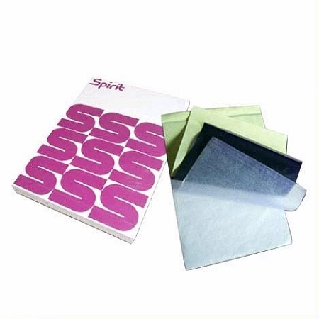 5 sheets of spirit tattoo transfer paper for Tattoo transfer paper