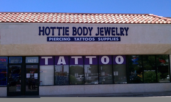 Reality Check By Robin: Body Piercer not in or by appointment only?